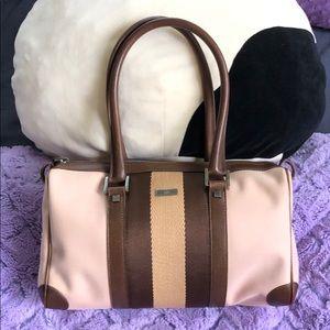 Gucci boston hand bag